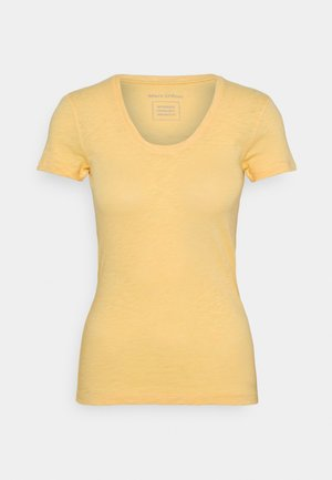 TWISTED DEEP - Basic T-shirt - iced vanilla