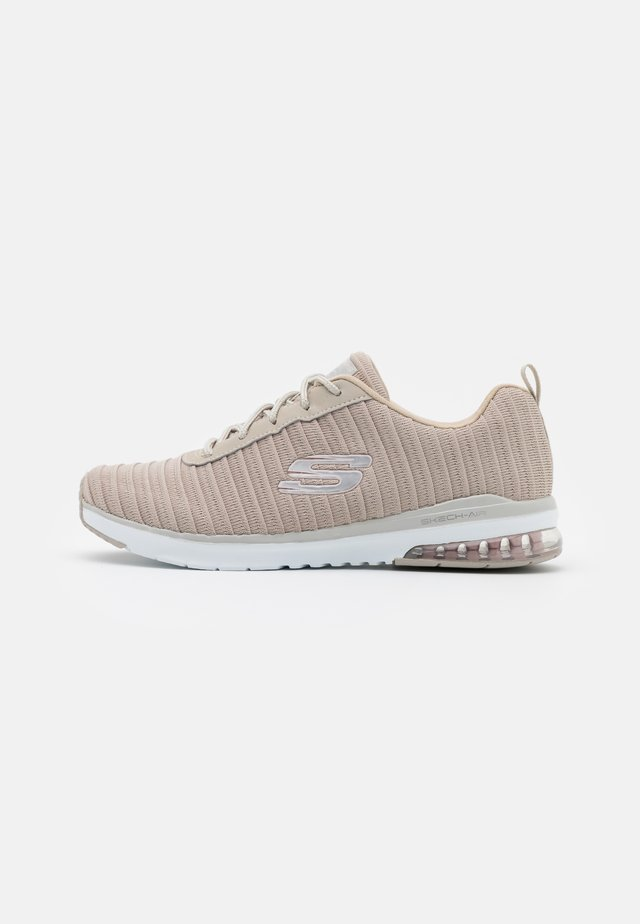 SKECH AIR - Sneakers laag - taupe/white