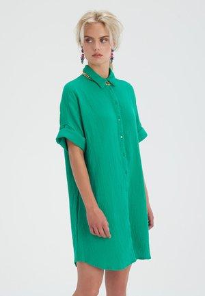 Blousejurk - green