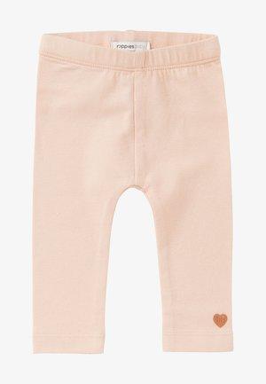 Leggings - Trousers - cameo rose