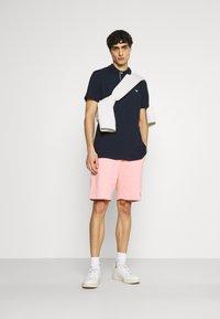 Selected Homme - SLHNATHAN - Polo shirt - navy blazer - 1