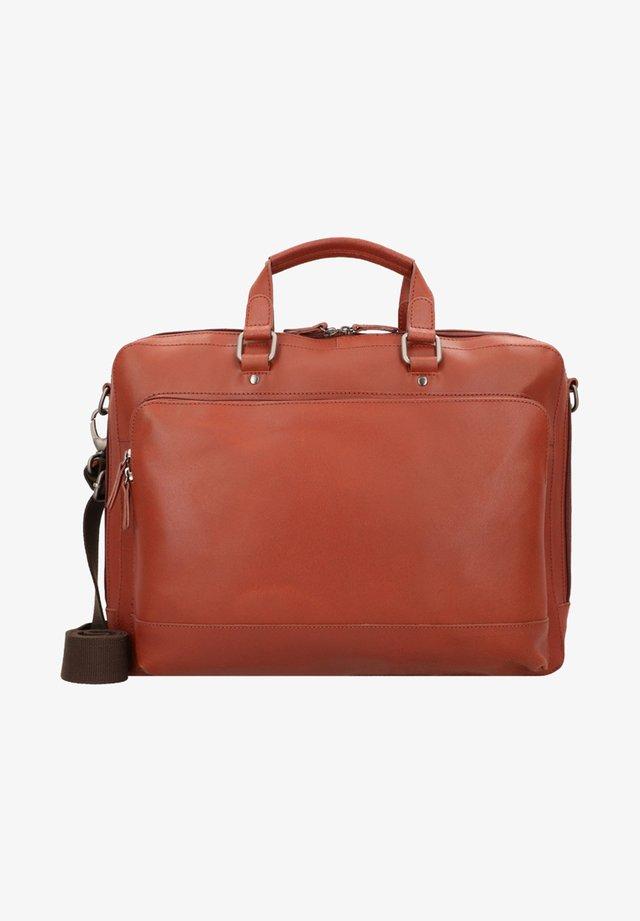 DAKOTA - Briefcase - cognac