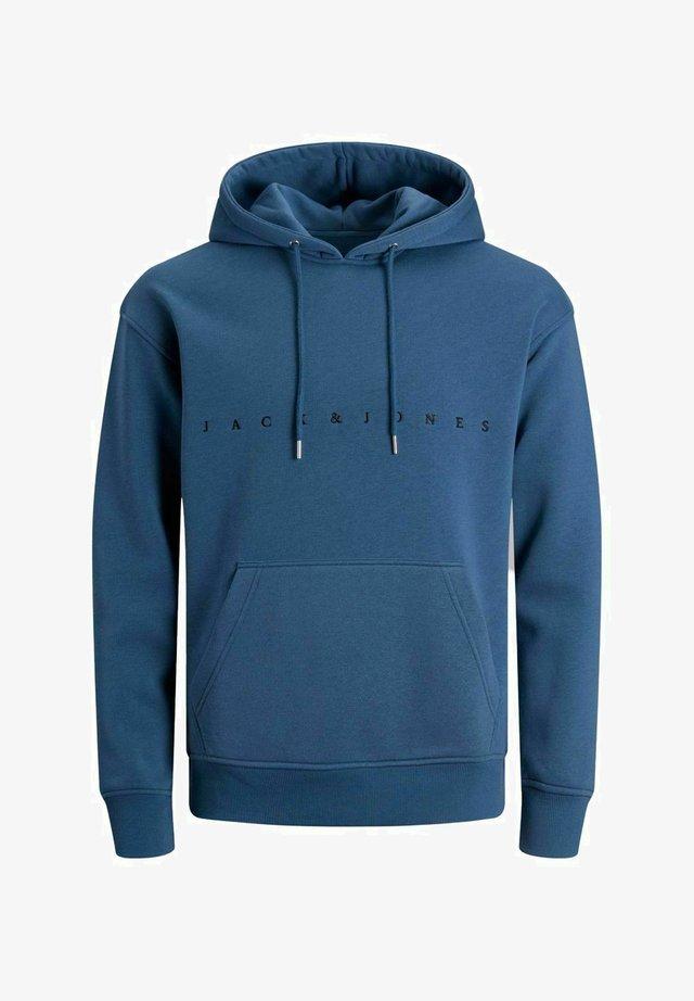 JORCOPENHAGEN - Bluza z kapturem - ensign blue