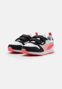 Puma - R78 - Trainers - white/apricot blush/black - 1