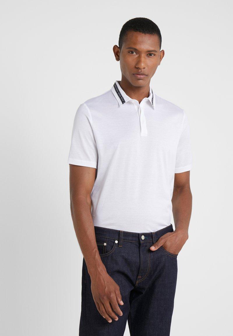 HUGO - DIVORNO - Polo shirt - white