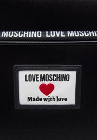Love Moschino - Wheeled suitcase - black - 7
