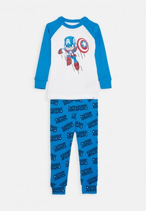 TODDLER BOY SET - Pyžamo - new off white