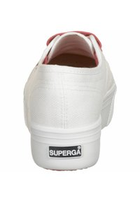 Superga - SCHUHE 2790 COT W CONTRAST - Trainers - white pink extase - 3