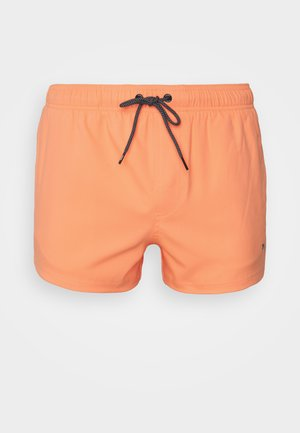 SWIM MEN SHORT LENGTH  - Plavky - orange