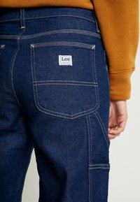 Lee - CARPENTER - Jeans a sigaretta - rinse - 5