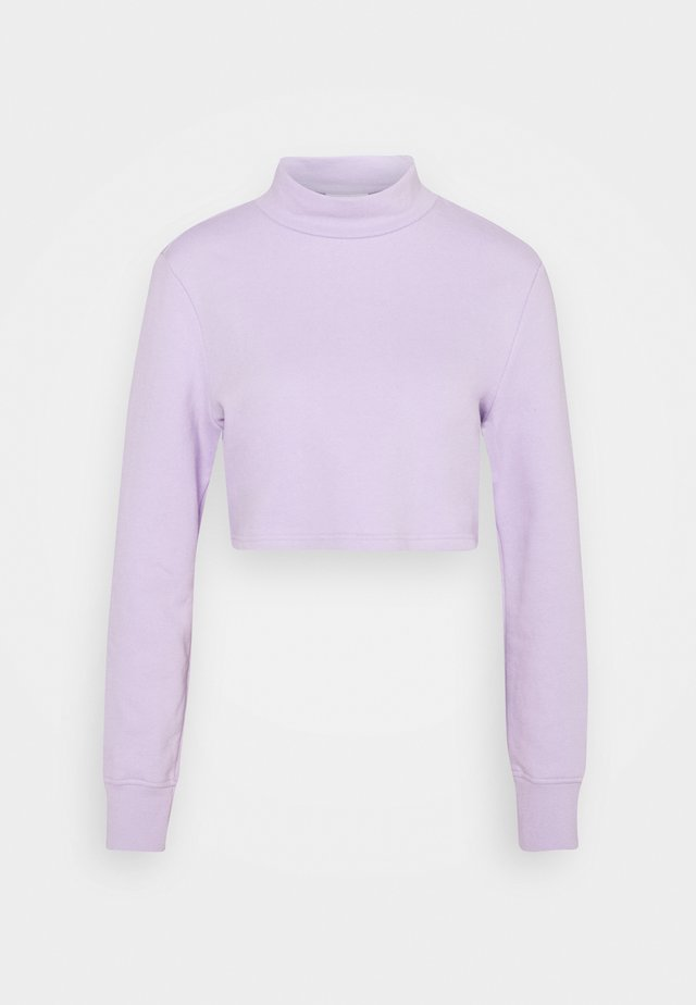 ESSA  - Sweatshirt - lilac purple light