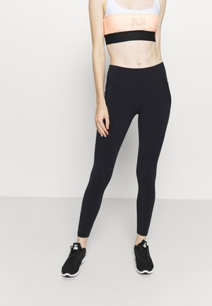 POWER WORKOUT - Leggings - black