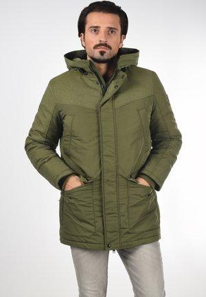 INKO - Winter coat - ivy green