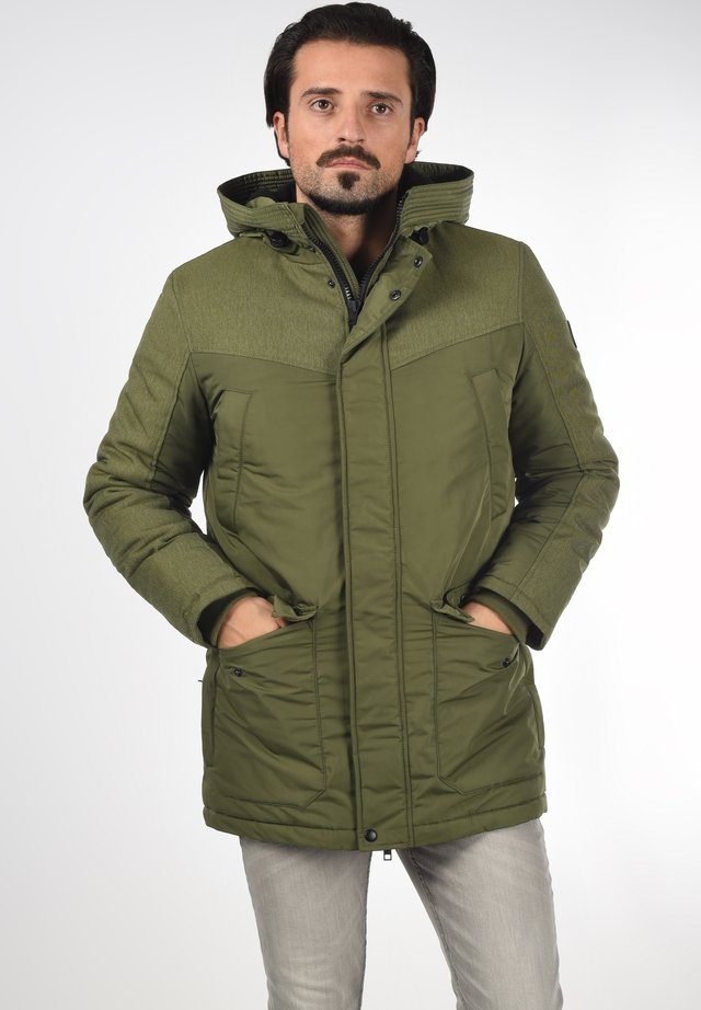 INKO - Winter coat - ivy green
