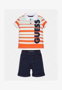 Guess - Shorts - gemustert multicolor - 0
