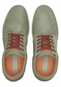 COX - Casual lace-ups - light green - 1
