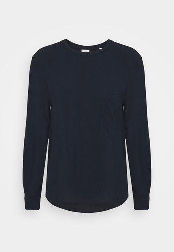 BLOUSE LONGSLEEVE - T-shirt à manches longues - scandinavian blue