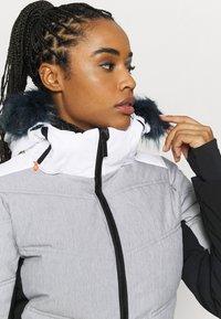Icepeak - ELECTRA - Ski jas - light grey - 6