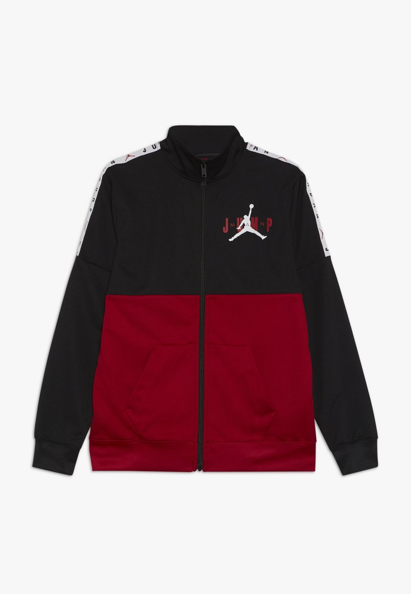 Jordan - JUMPMAN SIDELINE TRICOT JACKET - Trainingsvest - black