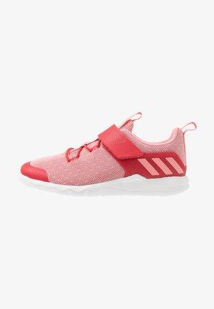 RAPIDAFLEX - Obuwie do biegania treningowe - glow red/glow pink/footwear white