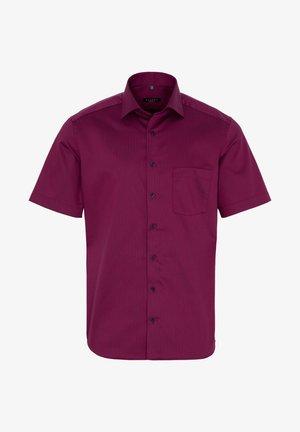 MODERN FIT - Shirt - burgundy