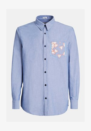 TRIANGULAIRE - Camicia - bleu ciel