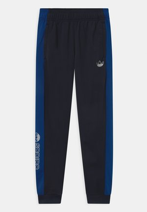 COLOURBLOCK UNISEX - Tracksuit bottoms - team royal blue