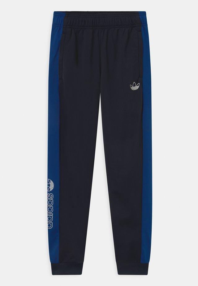 COLOURBLOCK UNISEX - Tracksuit bottoms - team royal blue