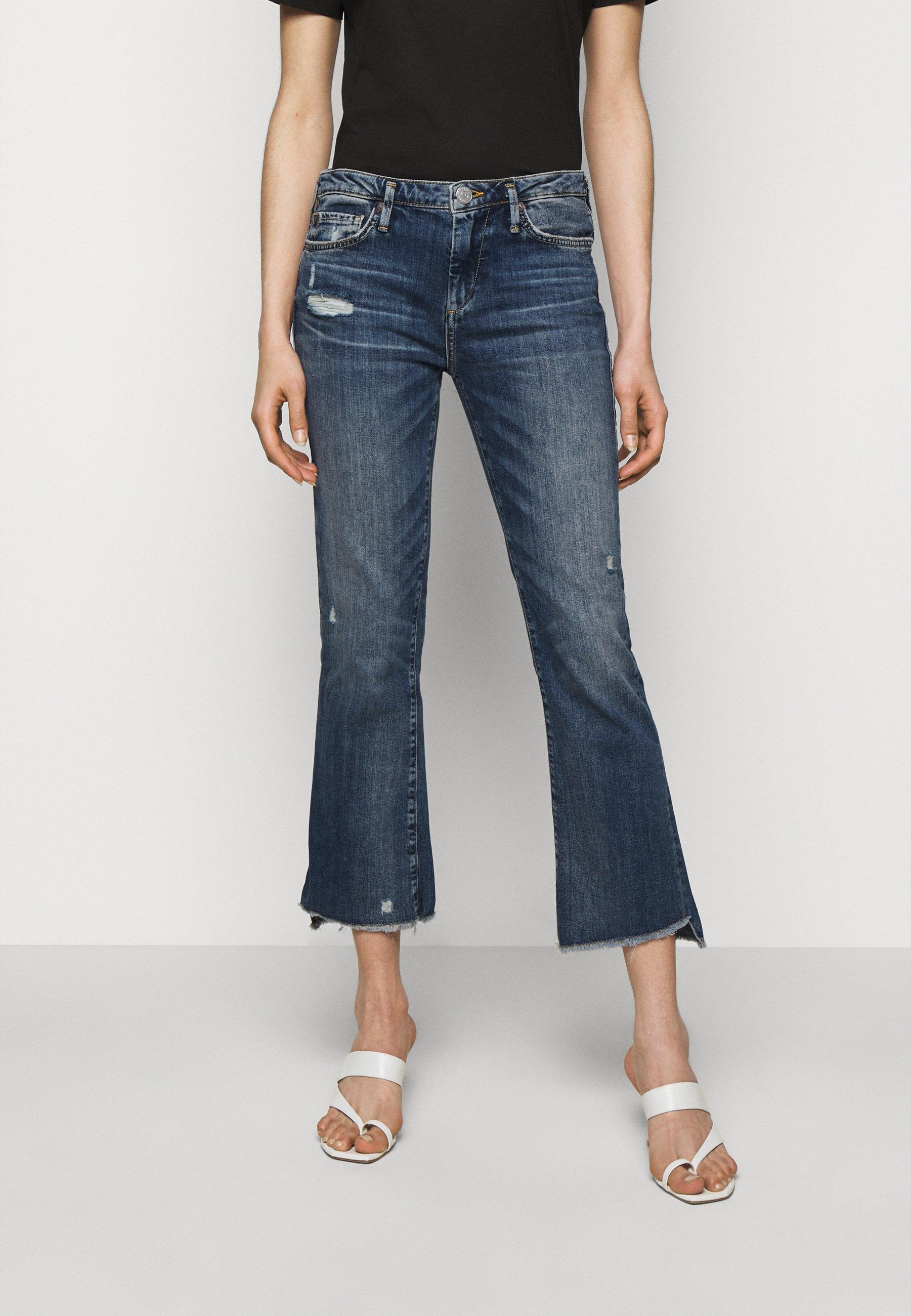 Women HALLE KICK - Bootcut jeans