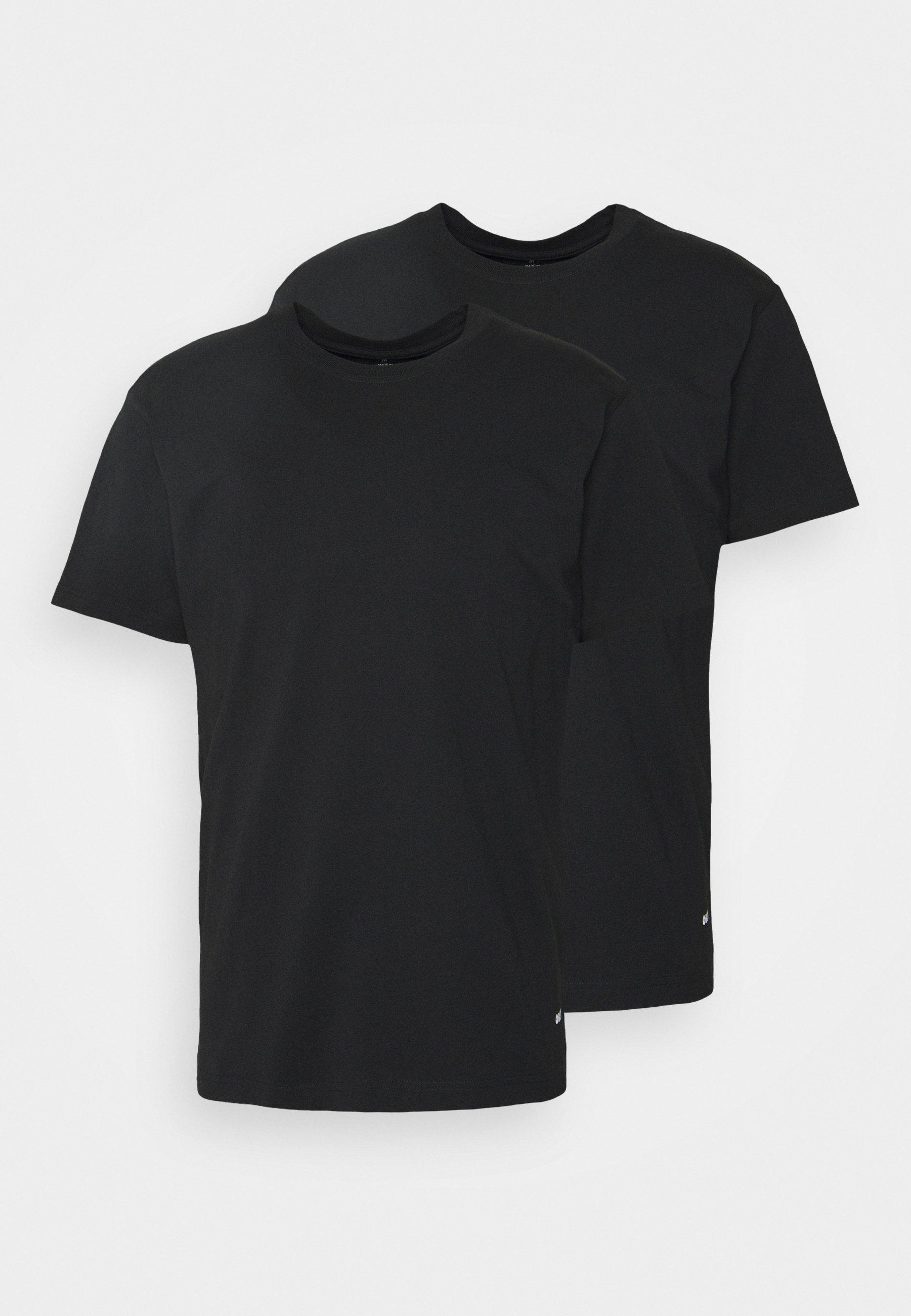Men STANDARD ORGANIC TEE 2 PACK - Basic T-shirt