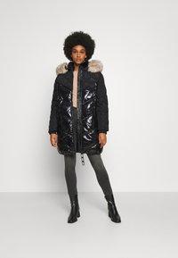River Island - Winter coat - black - 0
