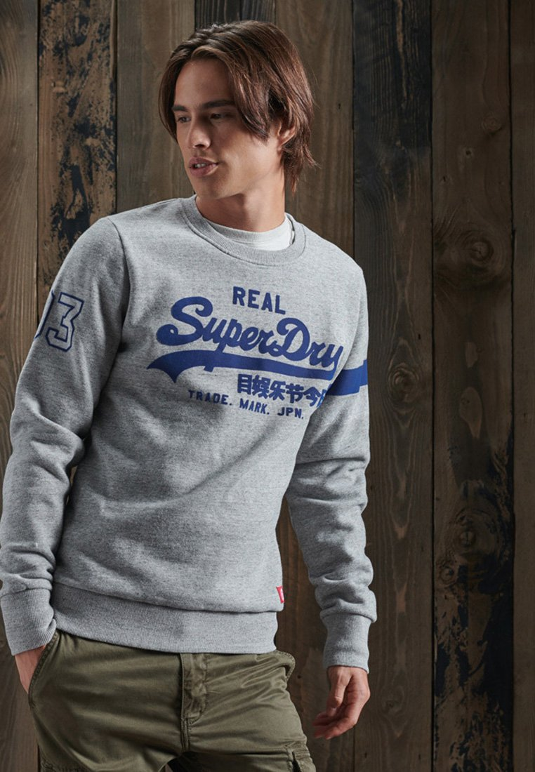 Men VINTAGE LOGO VARSITY - Sweatshirt