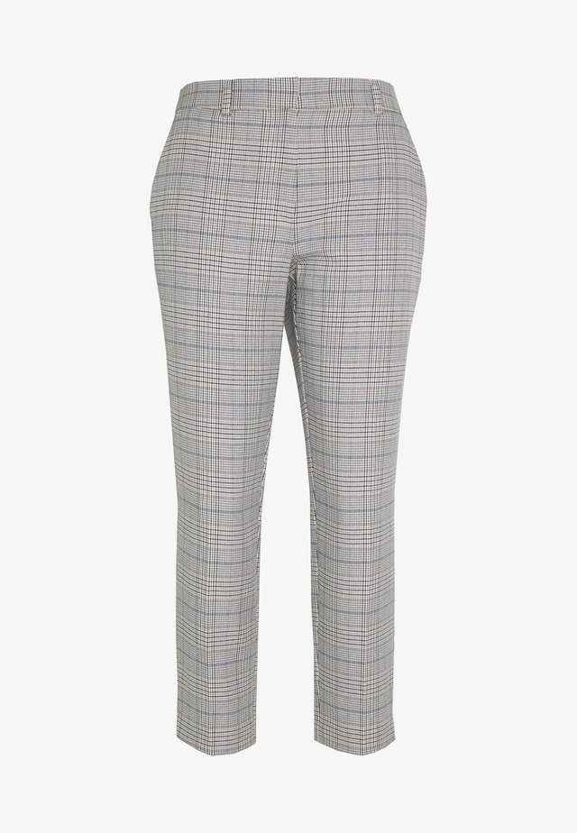 PRINCE OF WALES ANKLE GRAZER - Trousers - multicolor