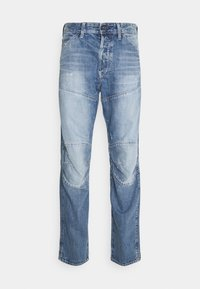 G-Star - 5620 3D ORIGINAL RELAXED TAPERED - Relaxed fit -farkut - sun faded ice fog destroyed - 6