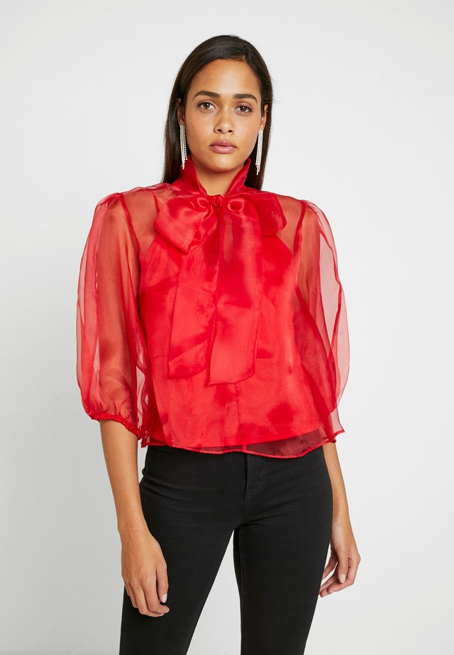 ENZA - Blouse - red