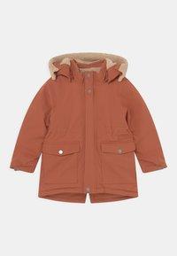 Didriksons - LIZZO KIDS UNISEX - Outdoor jacket - bisquit brown - 0