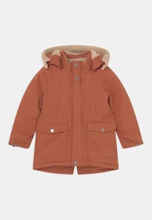 LIZZO KIDS UNISEX - Outdoor jacket - bisquit brown