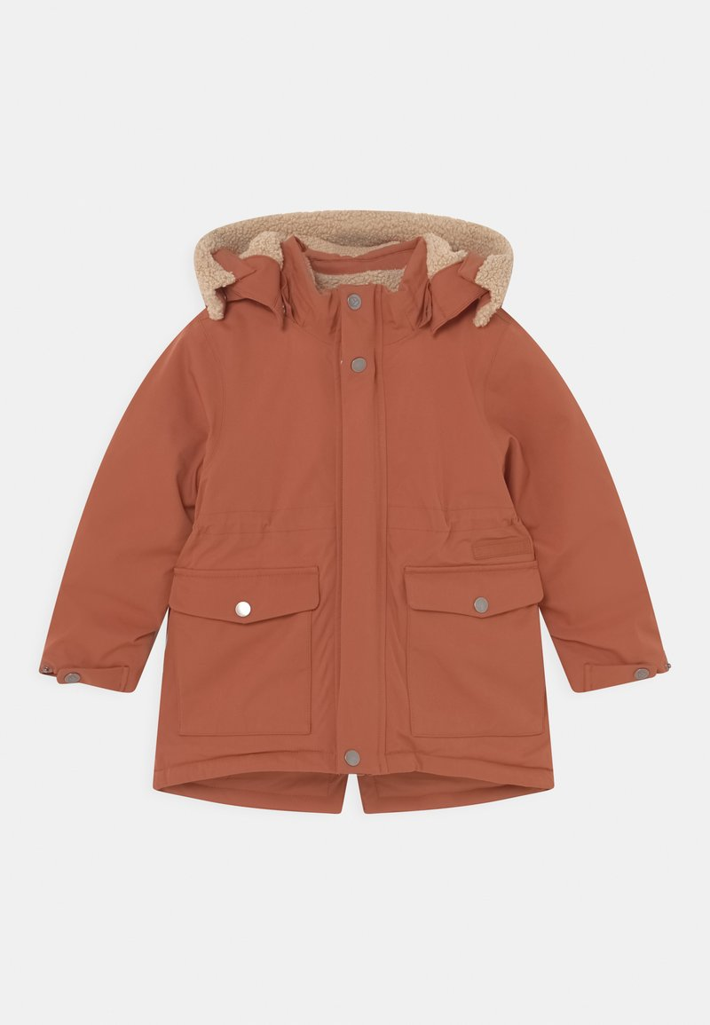 Didriksons - LIZZO KIDS UNISEX - Outdoor jacket - bisquit brown