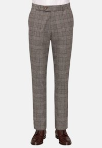 Carl Gross - TOMTE - Suit trousers - braun - 0