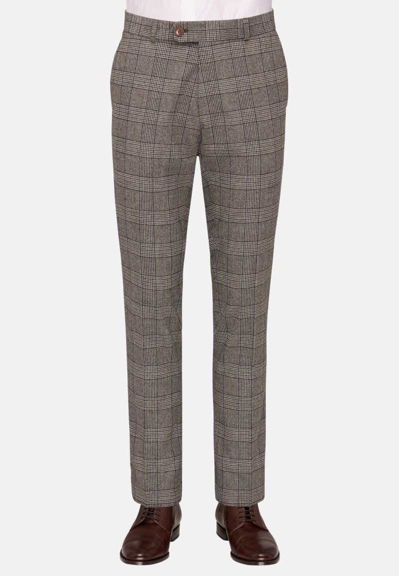 Carl Gross - TOMTE - Suit trousers - braun