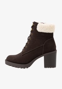 Anna Field - Winter boots - brown - 1