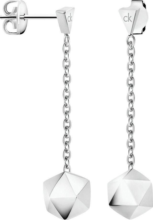 Earrings - silber-coloured