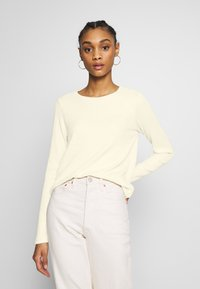 American Eagle - Long sleeved top - white - 0
