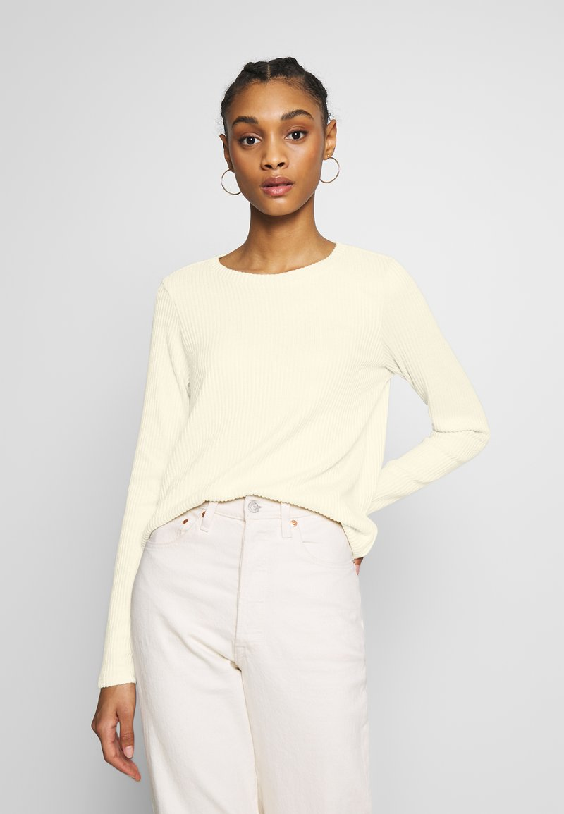 American Eagle - Long sleeved top - white
