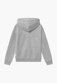 Levi's® - FULL ZIP HOODIE - Mikina na zip - light gray - 1