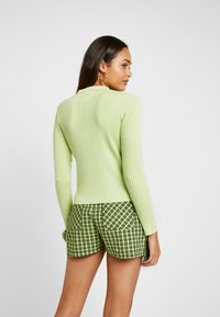Monki - VILLYS - Neuletakki - light green - 2