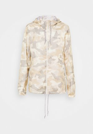 FLASH FORWARD PRINTED - Outdoorjacke - chalk trad