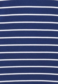 Esprit - STRIPE TEE - Long sleeved top - dark blue - 2