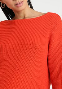 Even&Odd - Jumper - orange - 4