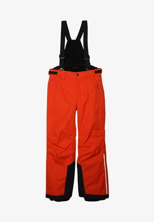WINGON - Snow pants - orange
